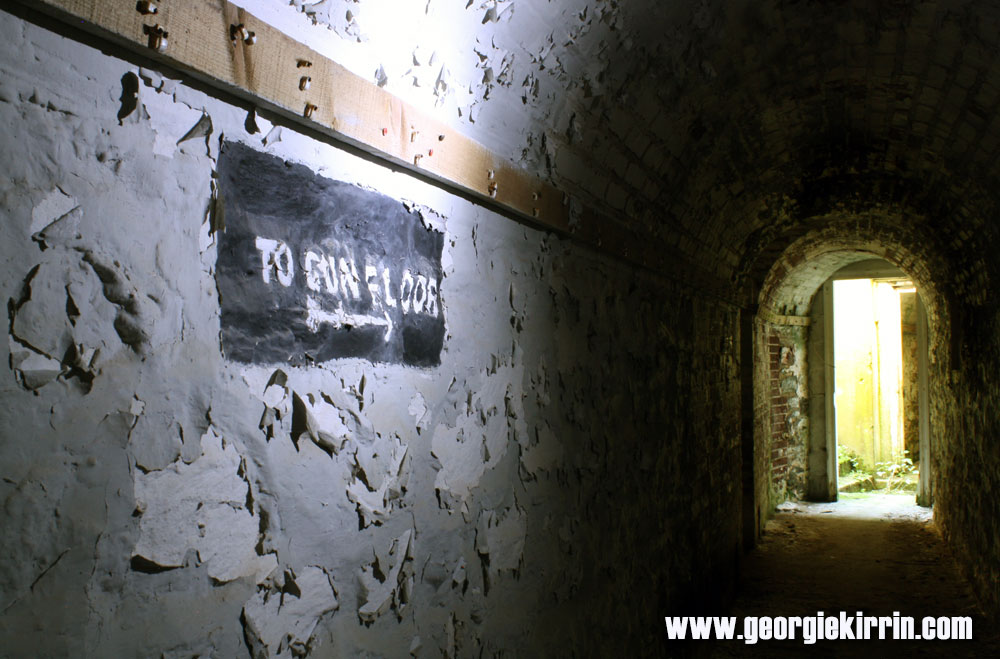 Inside The Tunnels Of Drake S Island